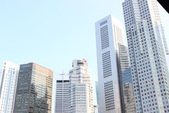 Cidade grande Fotografia de Stock