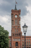 Cidade Hall Berlin Imagens de Stock Royalty Free