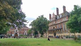 Cidade Hall Leicester England Foto de Stock Royalty Free