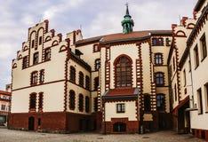 Cidade Hall Pisz Imagens de Stock Royalty Free