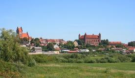 Cidade histórica Fotos de Stock