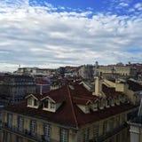 Cidade histórica Imagem de Stock Royalty Free