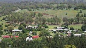 Cidade histórica de Sofala em NSW Austrália fotos de stock royalty free