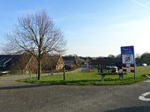 Cidade holandesa Foto de Stock