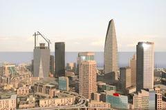 Cidade imaginária 90 Foto de Stock Royalty Free