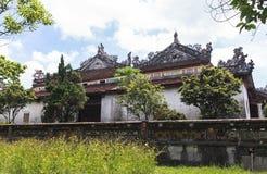 Cidade imperial na matiz, Vietname fotos de stock royalty free