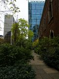 Cidade inglesa histórica foto de stock royalty free