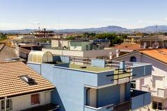Cidade italiana Imagem de Stock Royalty Free