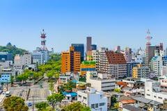 Cidade Japão de Wakayama imagens de stock royalty free