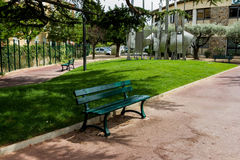 Cidade jardim Imagens de Stock Royalty Free