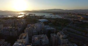 Cidade litoral 4 vídeos de arquivo