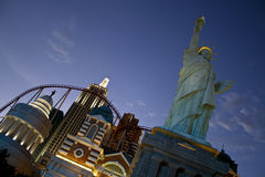 Cidade mágica Foto de Stock