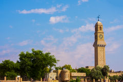Cidade mágica de Bagdade Foto de Stock Royalty Free
