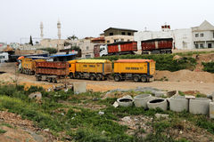 A cidade a maior do bedoin Imagem de Stock
