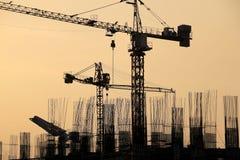 Cidade manila do makati do desenvolvimento urbano Imagens de Stock Royalty Free