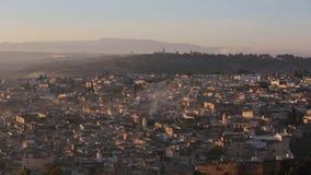 Cidade Marrocos 5 de Fes video estoque