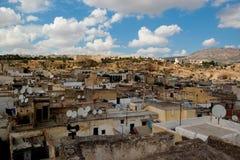 Cidade marroquina Fotos de Stock