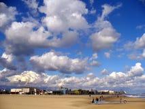 Cidade Maryland do oceano Imagem de Stock