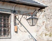 Cidade medieval de Albertville fotografia de stock