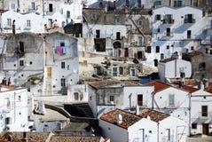 Cidade mediterrânea Foto de Stock