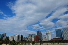 Cidade metropolitana Foto de Stock