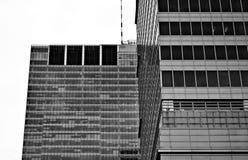 Cidade moderna imagem de stock