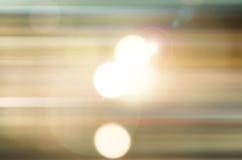 Cidade na noite, fundo abstrato do borrão para o design web Imagens de Stock Royalty Free