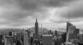 Cidade New York Fotos de Stock