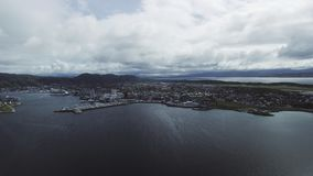 Cidade norueguesa Bodo vídeos de arquivo