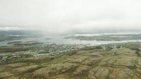 Cidade norueguesa Rorvik filme