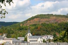 Cidade pequena Foto de Stock