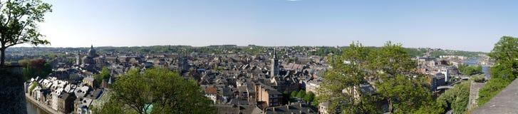 Cidade pequena Imagem de Stock