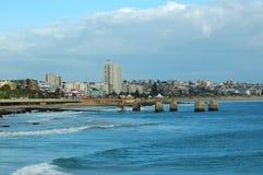Cidade Port Elizabeth imagens de stock