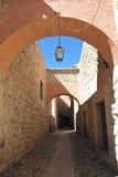 A cidade Potosi Na hortelã Imagens de Stock