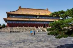 Cidade proibida, Beijing Imagem de Stock Royalty Free