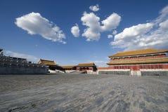 Cidade proibida Beijing fotos de stock royalty free