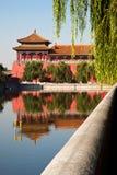 Cidade proibida, Beijing, China Imagens de Stock