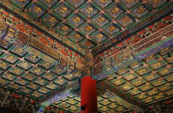 Cidade proibida Beijing de China Imagens de Stock