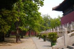 A Cidade Proibida no Pequim Fotos de Stock