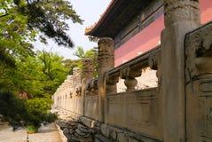 A Cidade Proibida no Pequim Imagens de Stock