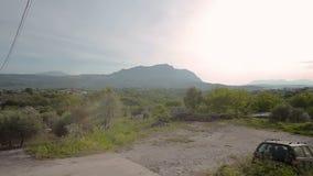 Cidade Pternopoli Itália vídeos de arquivo