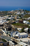 Cidade Pyrgos Foto de Stock