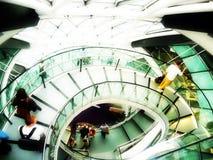 Cidade salão 20o setembro 2009 Imagem de Stock Royalty Free