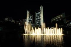 Cidade salão Foto de Stock