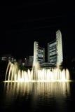 Cidade salão Foto de Stock Royalty Free