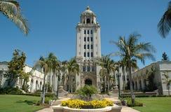 Cidade salão de Beverly Hills Fotos de Stock