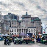 Cidade Salão de Brooklyn Fotografia de Stock Royalty Free