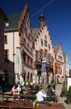 Cidade salão de Francoforte Imagens de Stock