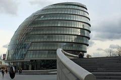 Cidade salão de Londres Fotos de Stock