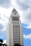 Cidade salão de Los Angeles Imagens de Stock